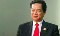 Premier Nguyen Tan Dung: Dicidido Vietnam a defender sus intereses legítimos