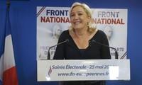 Elecciones europeas: El Frente Nacional gana en Francia con el 25% de los votos
