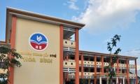 Hoa Binh- primer centro politécnico de cristianos vietnamitas