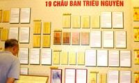 Documentos oficiales de los reyes, un nuevo patrimonio mundial de Vietnam