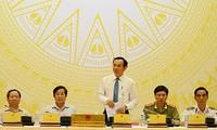 Conferencia de prensa ordinaria del Gobierno del mes de mayo
