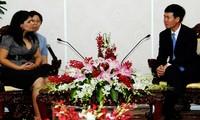 Los jóvenes comunistas de Vietnam y Cuba estrechan relaciones bilaterales