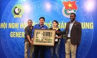 Culminada Conferencia de la Federación Mundial de Juventud Democrática