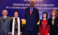 Comunidad francófona afirma apoyo y solidaridad con Vietnam