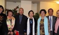 Vicepresidenta elogian aportes de vietnamitas en Francia en desarrollo nacional
