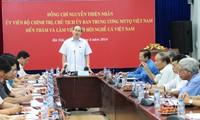 Asociación de Pesca de Vietnam contribuye al desarrollo sostenible en la esfera marítima