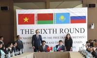 Avances en el negociado Acuerdo de Libre comercio entre Vietnam y la Alianza aduanera