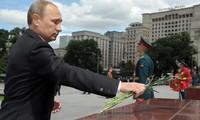 Rusia conmemora el Día de la Memoria y del Dolor