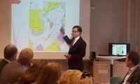 Tertulia sobre la situación del Mar Oriental en Noruega
