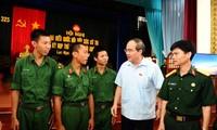 Frente de la Patria perfeccionará políticas para personas con méritos revolucionarios