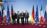 Comunidad internacional procura poner fin a la crisis en Ucrania