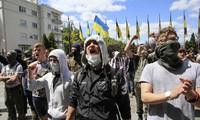 Alemania y Francia proponen a Rusia ser mediador del acuerdo de paz en Ucrania
