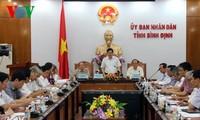 Examinan políticas de apoyo a pescadores en Binh Dinh