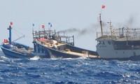 Reportero extranjero lamenta la situación de los pescadores vietnamitas por tensiones con China