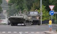 Kiev niega bombardear zonas residenciales de provincias sur orientales