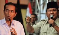 Elecciones presidenciales en Indonesia: dura pugna entre dos candidatos