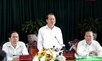 Ciudad de Can Tho revisa los 6 meses del desarrollo socioeconómico, seguridad y defensa nacional