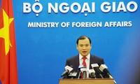 Aplaude Vietnam la Resolución 412 del Senado de Estados Unidos