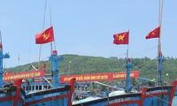 China libera dos busques de pesca de Vietnam