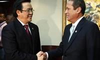 Reafirman dirigentes dominicanos la voluntad de afianzar relaciones con Vietnam