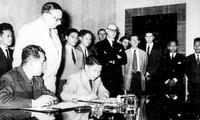 Destacan preciadas lecciones de la Conferencia de Ginebra en 1954 para Vietnam
