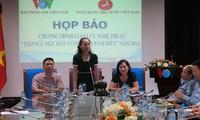 Voz de Vietnam apoya a pescadores con programa de intercambio artístico