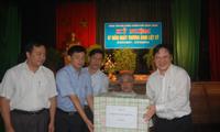 Más actividades en honor de inválidos y mártires de guerra en Vietnam