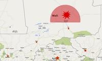 Hallados en Mali los restos del avión de Air Algérie