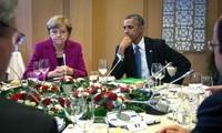 Potencias occidentales buscan soluciones para problemas mundiales