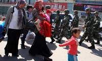 Decenas de muertos en atentado en la zona china de Xinjiang