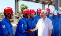 Líder partidista exhorta a desarrollo sostenible en Zona Económica de Nghi Son