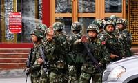 37 habitantes muertos después del atentado terrorista en Xinjiang, China