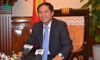 Cancillería vietnamita apoya cooperación internacional en las localidades
