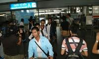 Repatrian los últimos trabajadores vietnamitas en Libia