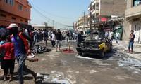 Al menos 10 muertos en un atentado con coche bomba en Bagdad