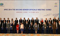 Sesionan Altos Funcionarios del Foro  Asia – Pacífico 2014