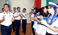 Promueven actividades hacia las zonas marítimas e isleñas patrias