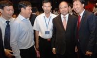 Exaltan papel y aportes de los empresarios jóvenes vietnamitas