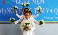 Vietnamitas en Cambodia celebran Día de la Independencia