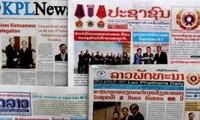 Medios extranjeros cubren celebraciones de Fiesta nacional de Vietnam