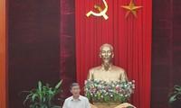 Continúan campaña nacional de seguir ejemplo moral de Ho Chi Minh