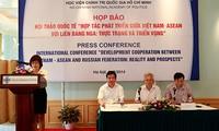 Analizarán en seminario internacional cooperación Vietnam- ASEAN-Rusia