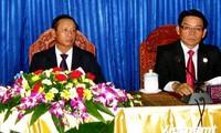 Se fortalecen sin cesar relaciones especiales entre Vietnam y Laos