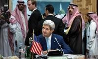 Estados Unidos y países árabes debaten coalición contra yihadistas