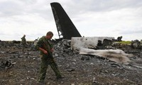 El vuelo MH17 fue perforado por proyectiles