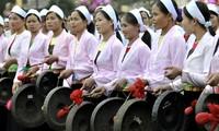 Gongs y batintines en la vida de la etnia Muong