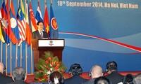 Inaugurada en Vietnam Conferencia ministerial de Salud de ASEAN