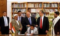 Pactan un acuerdo de paz partes yemenitas en pugna