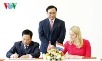 Vietnam y Holanda incrementan cooperación para enfrentar cambio climático