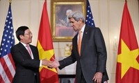 En Estados Unidos viceprimer ministro vietnamita Pham Binh Minh